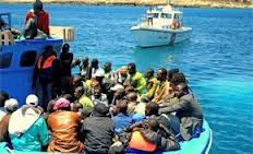 At least 130 African migrants have died and many more are missing after a boat carrying them to Europe sank off the southern Italian island of Lampedusa.