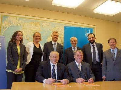 .The Lutheran and the UNHCR agreement it's expanding of Humanitarian Corruption in theWorld:
